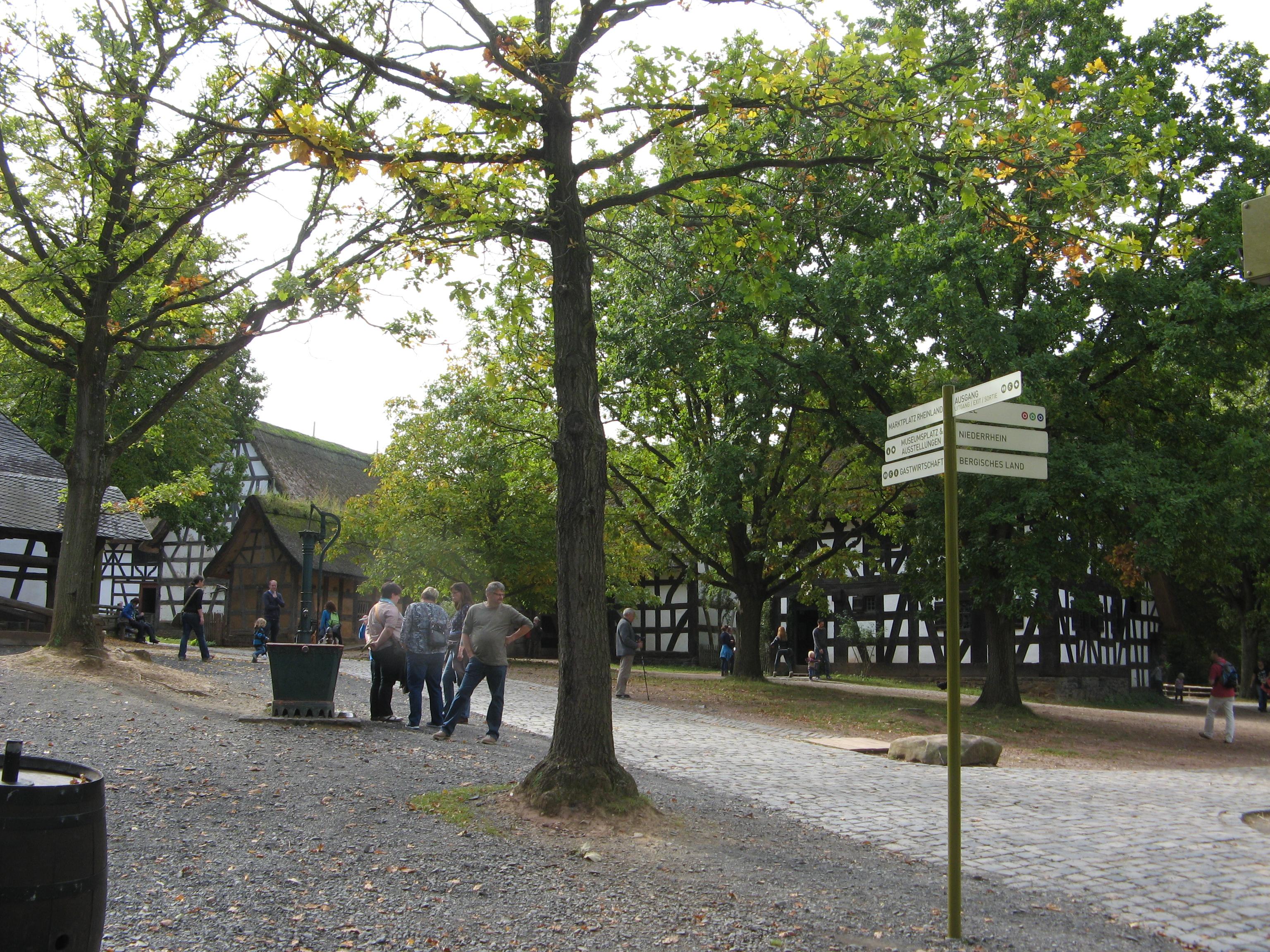 42 Openlucht museum Kommern