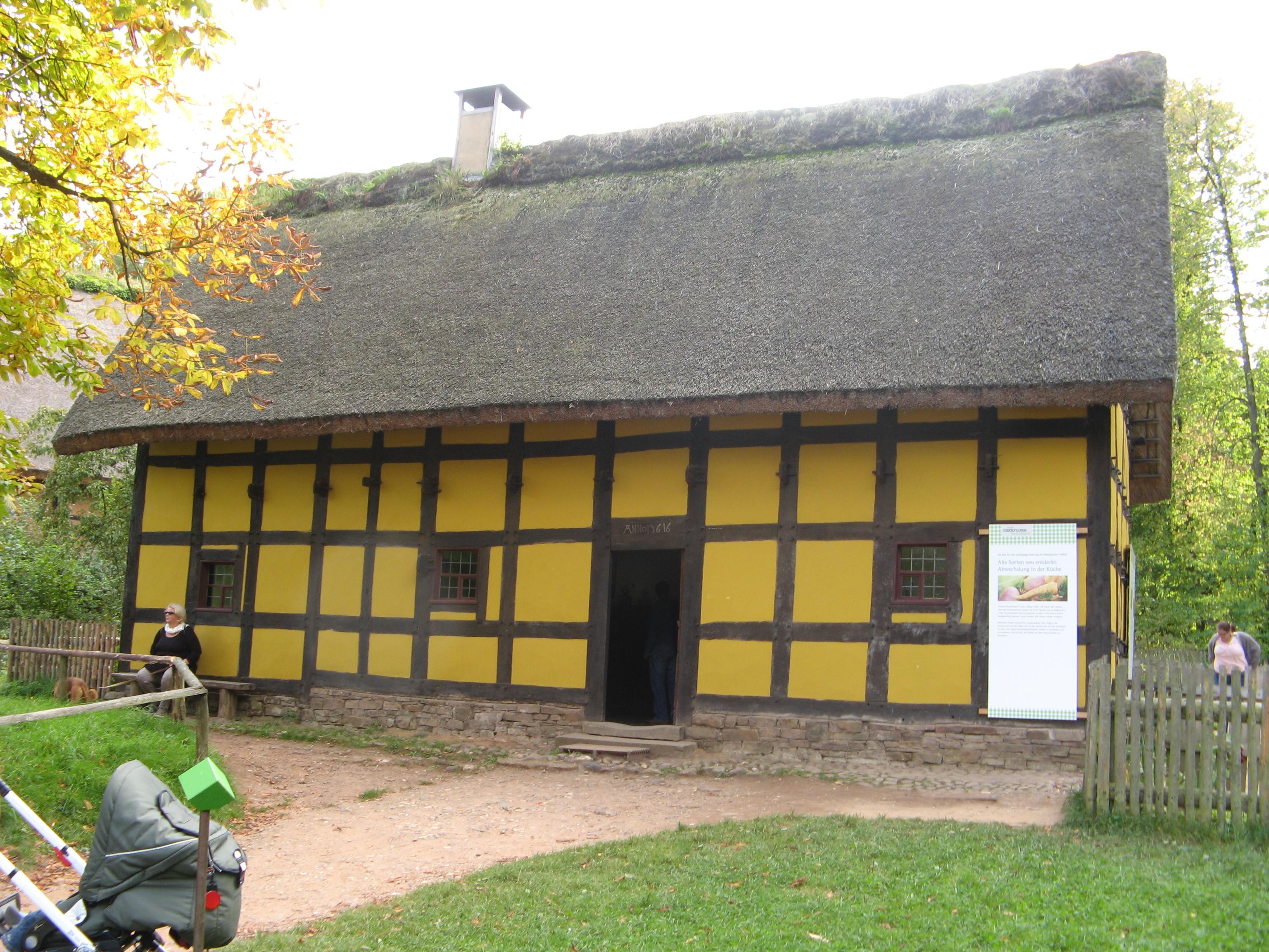 46 Openlucht museum Kommern